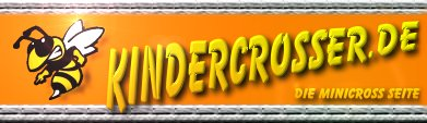 Kindercrosser Minicross kindercrosser Logo